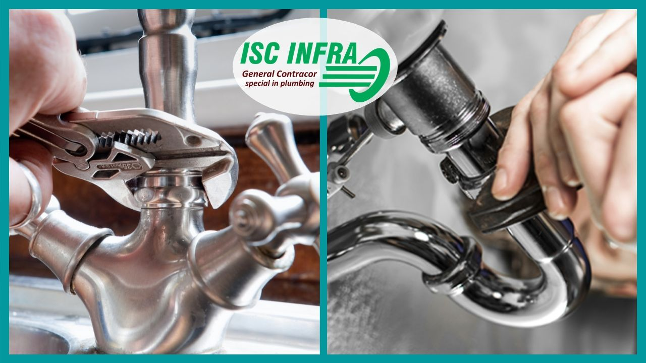 Industrial Plumbing Contractors In kothaguda Hyderabad