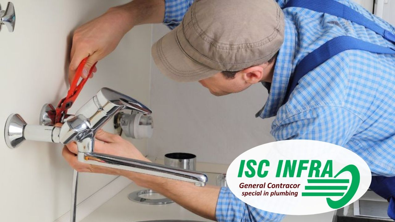 Industrial Plumbing Contractors In Gachibowli, Hyderabad