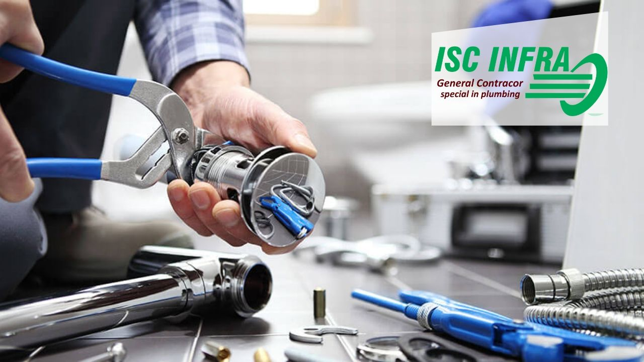 Industrial Plumbing Contractors In Dammaiguda Hyderabad