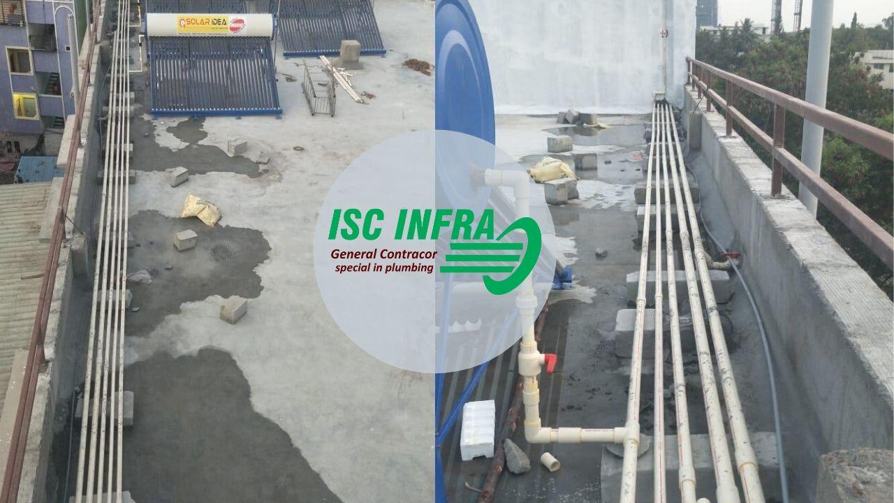 Industrial Plumbing Contractors In Hyderabad