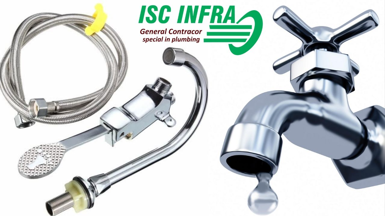 Industrial Plumbing Contractors In krishna Nagar,Hyderabad
