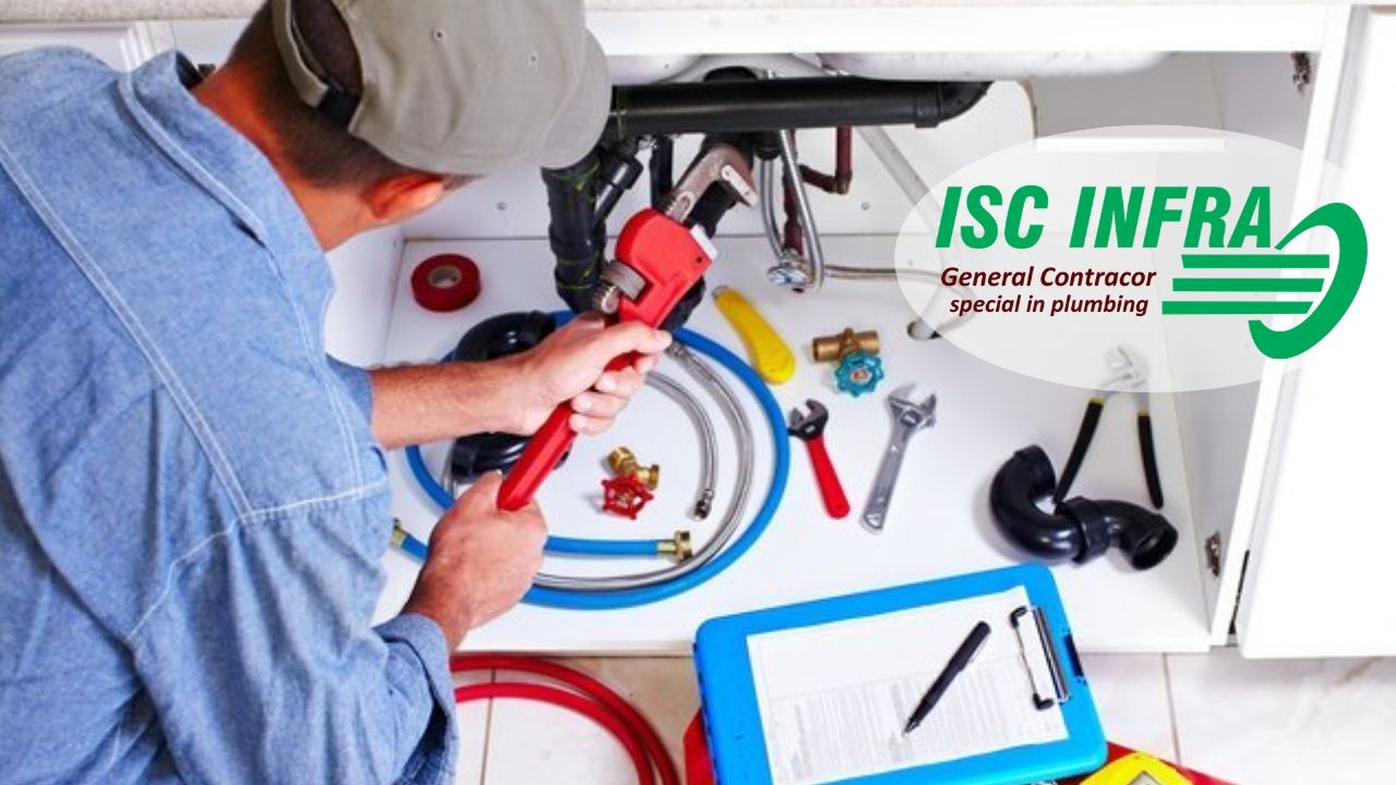 Industrial Plumbing Contractors In Lingampally, Hyderabad