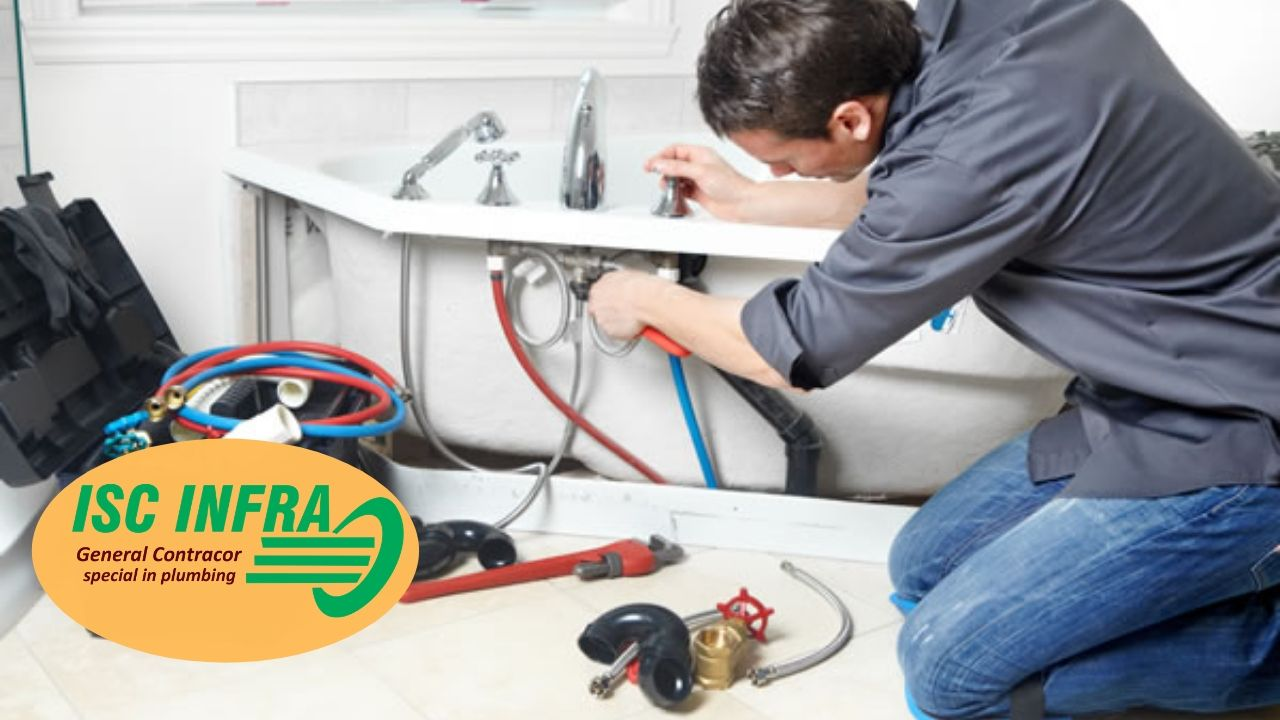 Industrial Plumbing Contractors In Nallagandla ,Hyderabad