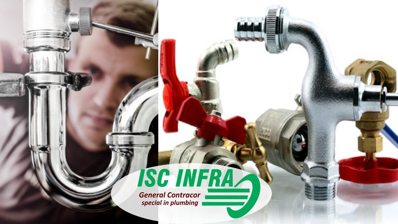 Industrial Plumbing Contractors In Oldalwal,Hyderabad